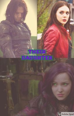 THEIR DAUGHTER - descendants of | FANFIC | Bucky barnes