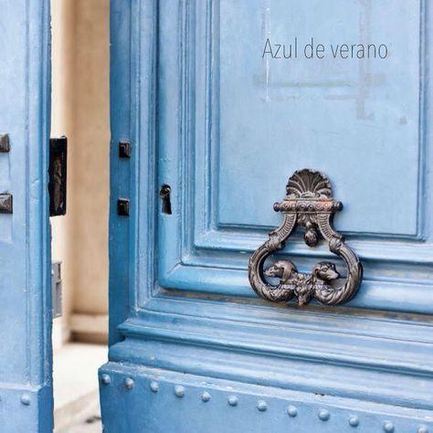 ** Personally selected products **: Azul de verano