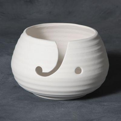 Slip Casting Molds Clay King Com Ceramic Yarn Bowl Diy Ceramic Yarn Bowl