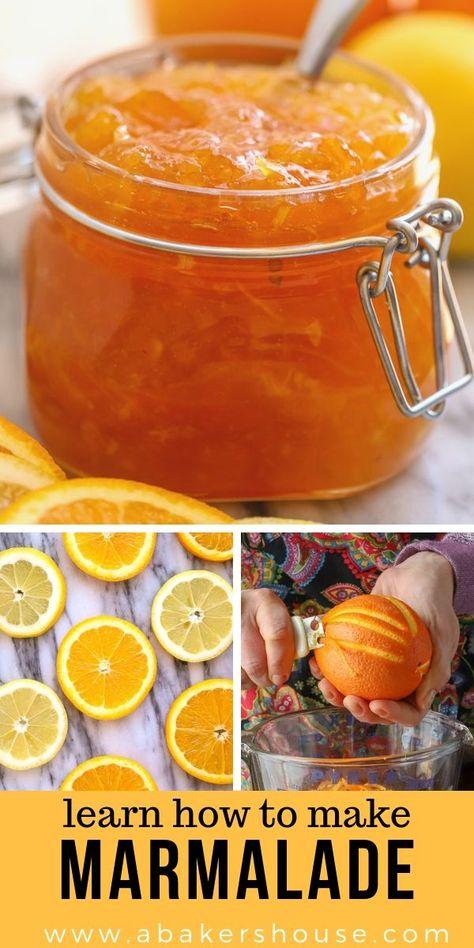 Lemon Marmalade, Orange Marmalade Recipe, Chutney, Ketchup, Jelly Recipes, Drink Recipes, Jam And Jelly, Vegetable Drinks, Canning Recipes