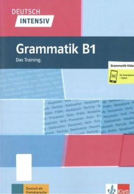 كتاب Deutsch Intensiv Grammatik B1 بصيغه Pdf German Phrases Books Deutsch