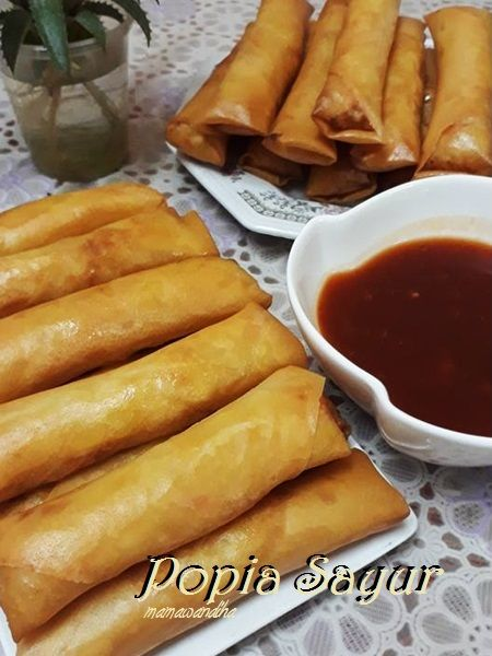 Resepi Popia Goreng Simple Recipes My Recipes Food
