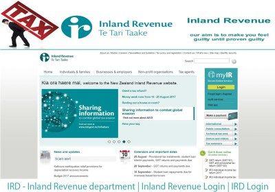 Ird Inland Revenue Department Revenue Video Ads Facebook