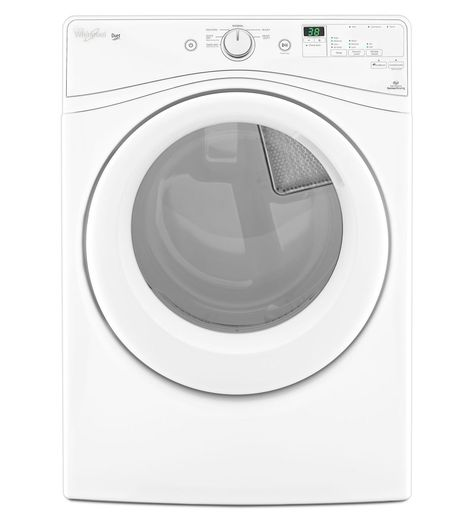 Whirlpool® Duet® 7,3 pi cu C.E.I.* Sécheuse HE dotée de détection d'humidité perfectionnée