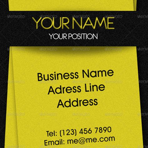 Creative Business Card #Ad #Creative, #ad, #Business, #Card