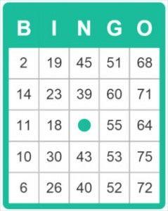 Bingo Cards 1 75 Free Printable Bingo Cards Free Printable Bingo Cards Bingo Cards Printable Bingo Cards
