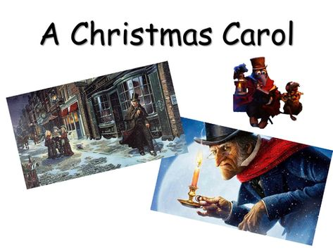 A Christmas Carol. Creative Writing- Descriptions | Descriptive writing activities, Creative ...
