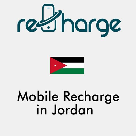 Mobile Recharge in Jordan. Use our website with easy steps to recharge your mobile in Jordan. #mobilerecharge #rechargemobiles https://recharge-mobiles.com/
