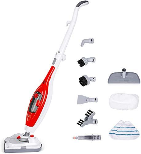 Amazing Offer On Simbr Steam Mop Detachable Steam Cleaner Multi Function Steamer 180 Swiveling Head 1200 W Online Tophitsgoods In 2020 Steam Cleaners Steam Mop Cleaners