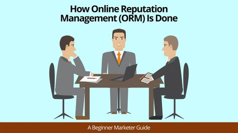 Online Reputation Management (ORM)   10 Good PR Tools