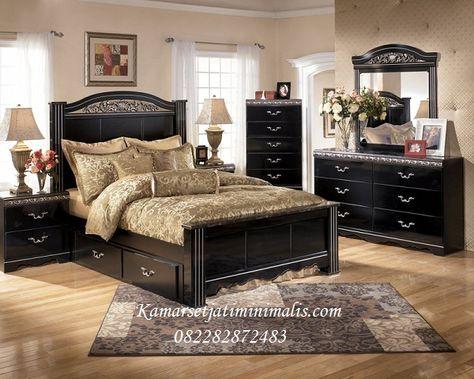 kamar set minimalis klasik mewah | kamar set jati