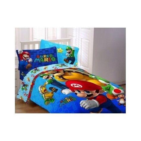 Edredon De Mario Bros.Pinterest Pinterest