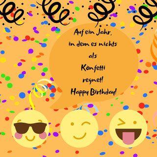Geburtstagsgrüße einfache Geburtstagssprüche &