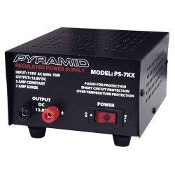 Amazing Pyramid Ps7kx Stereo Accessory Fast Shipping Guaranteed Shop Now Pyramids Power Supply Power Converters