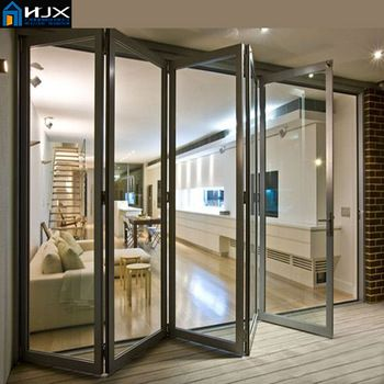 Install A Folding Door Savillefurniture Glass Bifold Doors Sliding Glass Door Glass Doors Interior