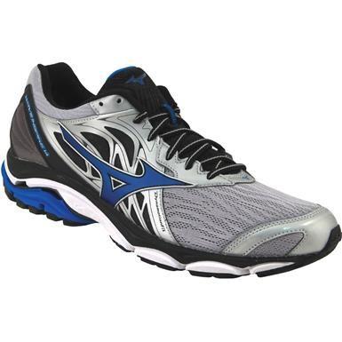 Mizuno Wave Inspire 14 Running Shoes Mens Blue Running Shoes For Men Running Shoes Best Running Shoes