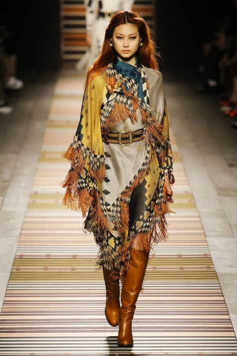 etro The 11 Biggest Fall Fashion Trends from the Fall 2018 Runway - Vogue