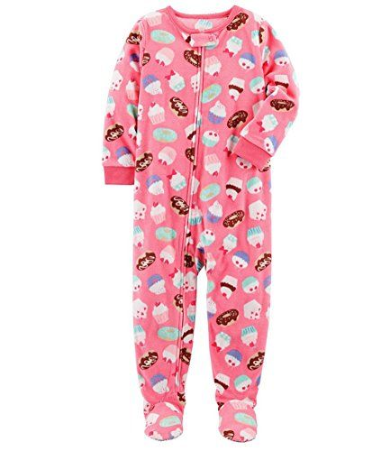Sweet /& Soft Pink Butterfly Flower Cotton Pajamas for Infant Toddler Girls