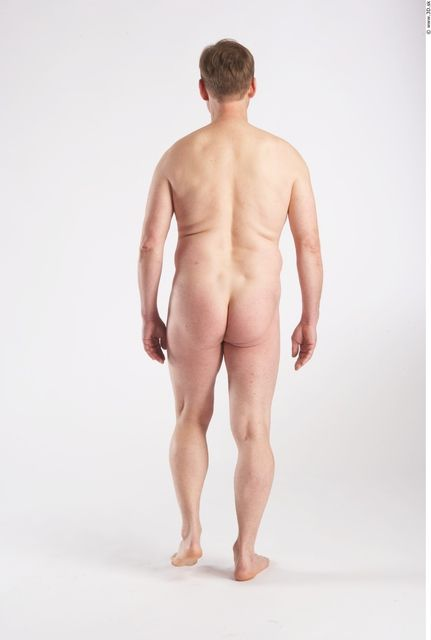 Topless girl in sweat pants