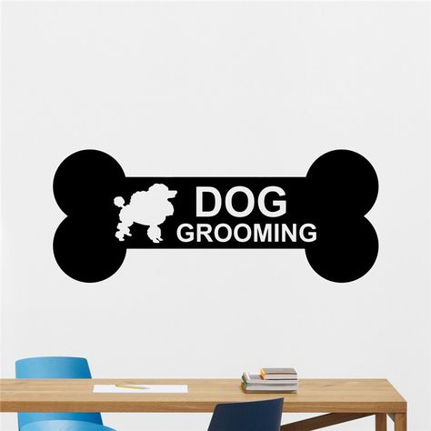 Compare Prices On Groom Room Online Shopping Buy Low Price Groom Dog Grooming Hunting Shop Vinyl Sticker