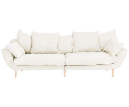 Big Sofa Clara 4 Sitzer Furniture Home Decor Love Seat