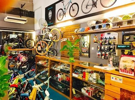 Foresttrek Cycle Centre Is Bicycle Shop Cycling Gear Servicing