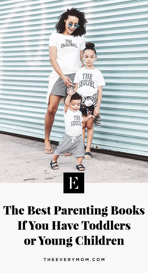The Best Parenting Books If You Have Toddlers or Young
