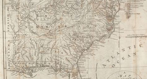 500 Year Old Map Of America.German Researchers Find 500 Year Old Map Of Early America D Maps