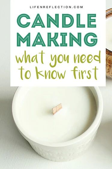 Your Guide to Natural Soy Candle Making: How to scent candles and how much wax to use, what temperature to melt wax. it's all here making for beginners diy Soy Candle Making, the Easy Way Natural Candles, Soy Wax Candles, Candle Wax, Candle Mason Jars, Diy Candle Melts, Diy Wax Melts, Jar Candles, Diy Marble, Homemade Scented Candles
