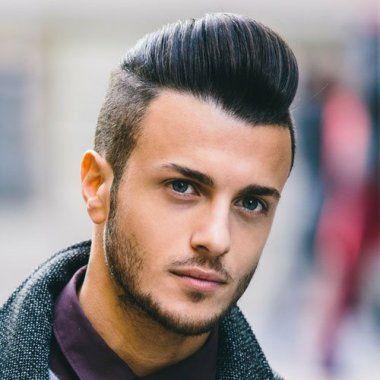 90 Perfekte Haarschnitte Fur Den Mann Mit Geheimratsecken In 2020 Manner Frisur Kurz Styling Kurzes Haar Kurze Haare Und Bart