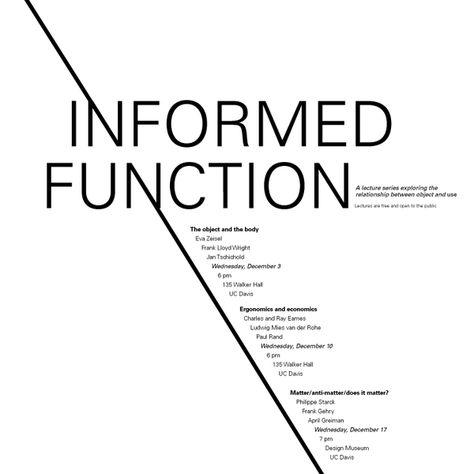 Typographic Hierarchies