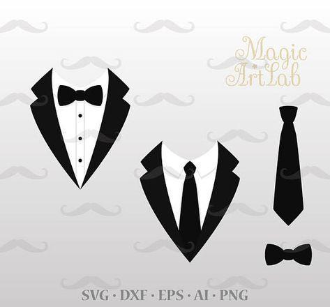 Suit Svg Suit Svg File Tuxedo Svg Tuxedo Clipart Butterfly Tie Svg Bow Svg Gentleman Svg Gentleman Design Tie Cr Bridal Shower Party Theme Clip Art Svg