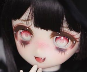 Image in Dolls collection by Spont.k on We Heart It You are in the right place about ball jointed Doll Here we offer you the most beautiful pictures about the reborn Doll you are looking for. Anime Dolls, Bjd Dolls, Pretty Dolls, Beautiful Dolls, Pink Aesthetic, Aesthetic Anime, Kawaii Doll, Anime Figurines, Smart Doll