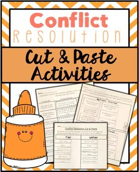 problem solving and conflict resolution activities