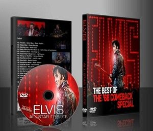 Elvis Presley N B C All Star Tribute 2 17 19 On Dvd With Images