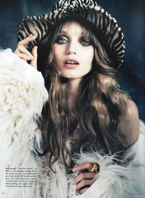 Abbey Lee photographed by Alexi Lubomirski for Vogue Germany.