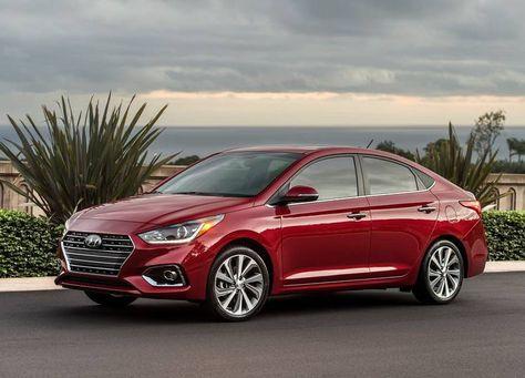 Hyundai Accent Mpg >> 2018 Hyundai Accent Sedan Review Specs Price Mpg Msrp