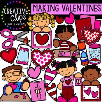Valentine S Day Clipart Mega Bundle Creative Clips Clipart Creative Clips Clipart Valentine Clipart Valentines Day Clipart