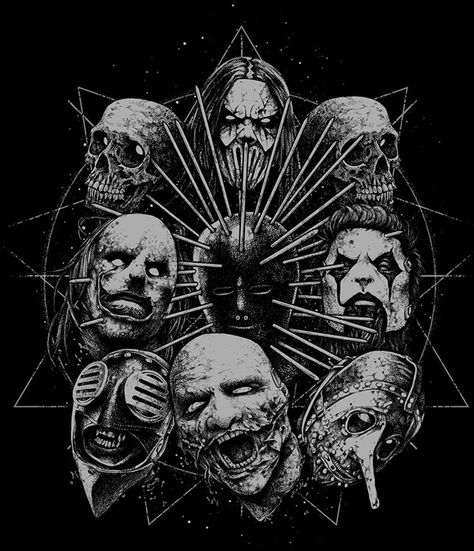 Slipknot on Behance