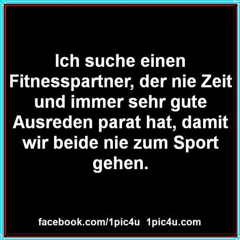 Ich Suche Einen Fitnesspartner 1pic4ucom Fitness Sprüche