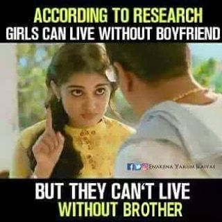 Tag Mention Share With Your Brother And Sister Brother Sister Quotes Funny Sister Quotes Sister Quotes Funny