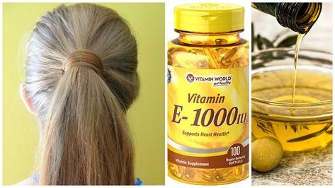 Olivkovoe Maslo I Vitamin E Protiv Vypadeniya Volos