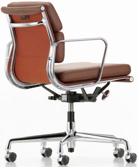 vitra soft pad chairs ea217 et ea219