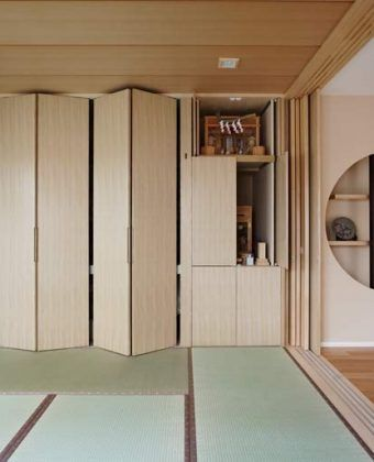 仏壇の置き場所はどこに 目立たず 埋もれず のコツ リノベーションスープ 和室 収納 おしゃれ リビング 仏壇 インテリア 家具