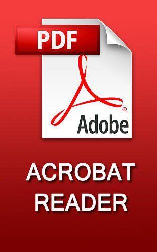 Adobe pdf reader