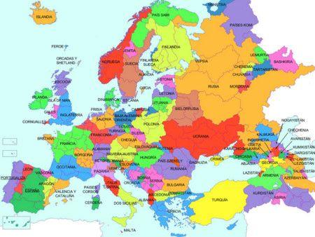 Que Hubiera Pasado Si O El Infinito Mundo De Los Mapas Inventados