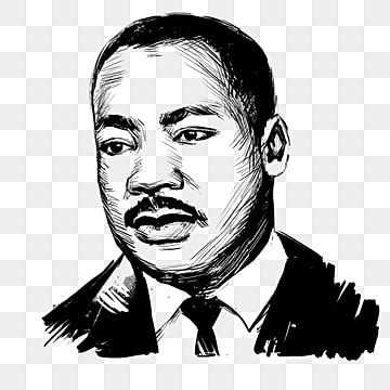 Martin Luther King Png Images Vector And Psd Files Free Download On Pngtree In 2021 Martin Luther King Martin Luther Luther