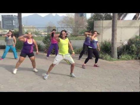 aerobicos para adelgazar bailando zumba ivan