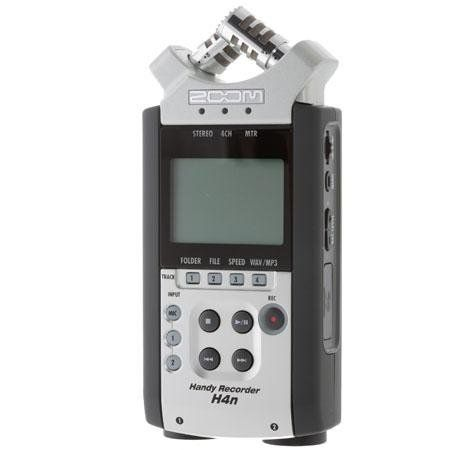 Zoom H4n Pro Handy Recorder Black Handy Records Podcast Setup