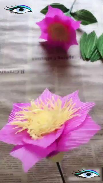Amazing DIY Flowers - #Amazing #DIY #Flowers #link
